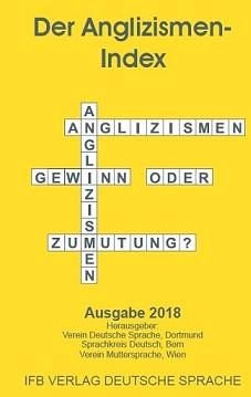 Ag Anglizismenindex Verein Deutsche Sprache E V